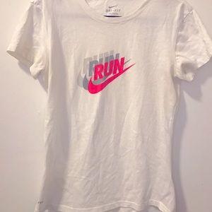 Nike Dri Fit Running T Shirt